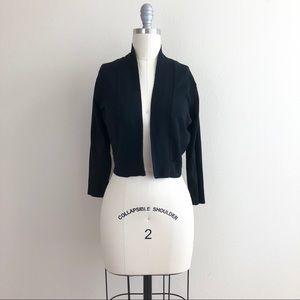 Calvin Klein Black Shrug